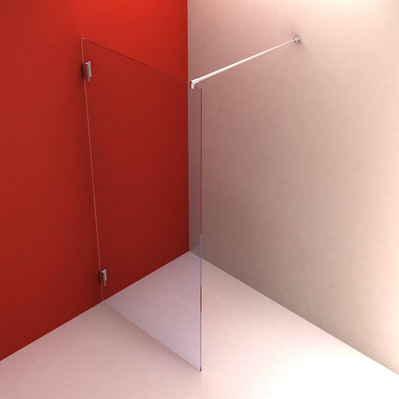 aus glas duschkabinen duschw nde. Black Bedroom Furniture Sets. Home Design Ideas