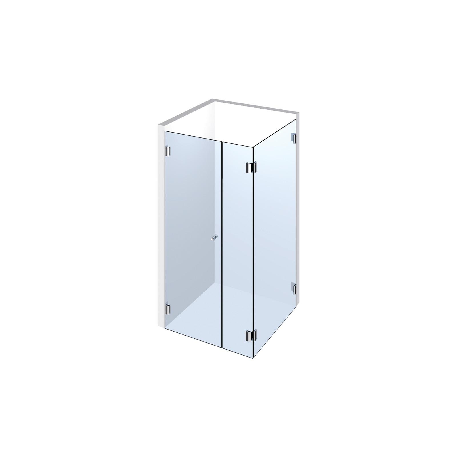 echtglasdusche typ 202 weitere aus glas duschkabinen duschw nde. Black Bedroom Furniture Sets. Home Design Ideas