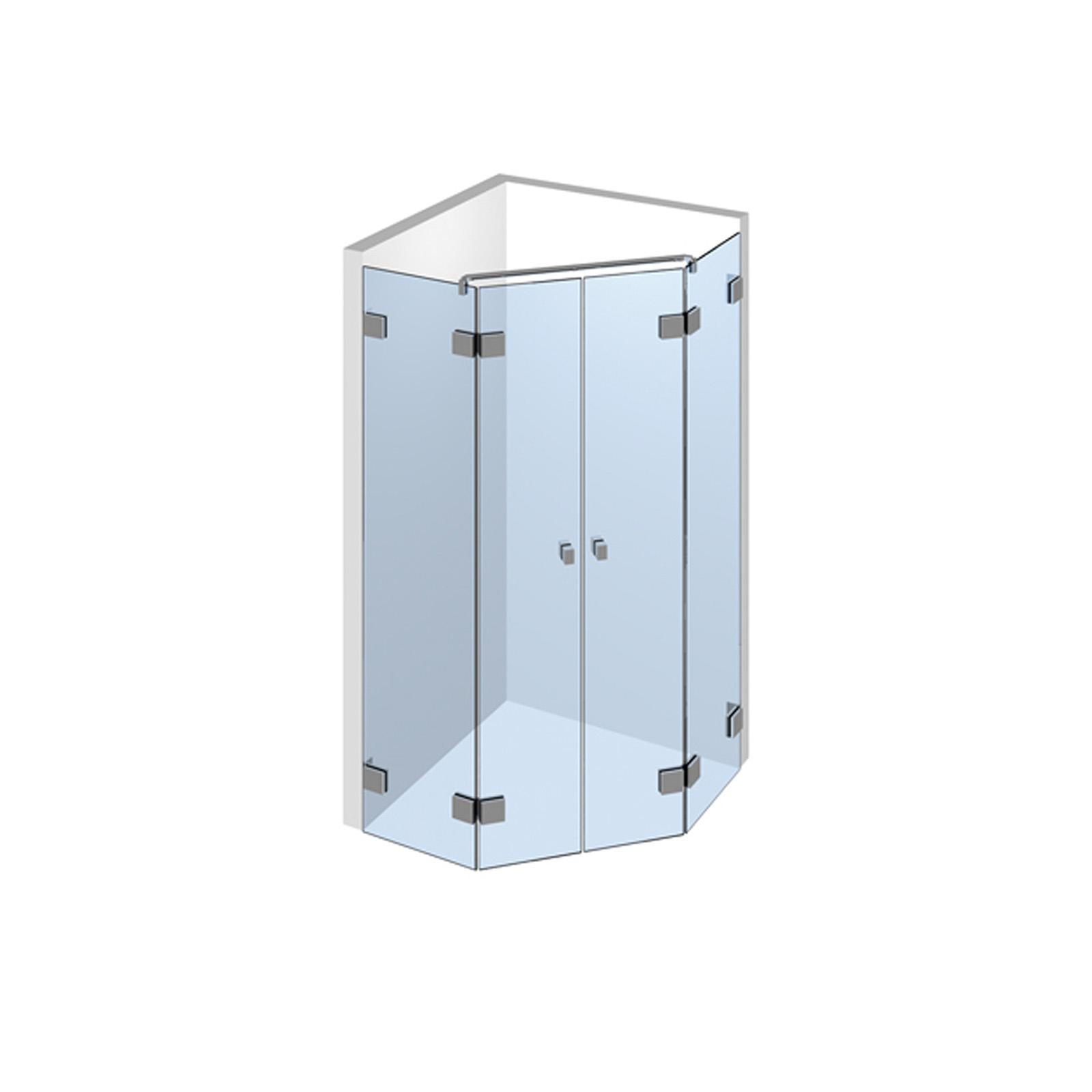 echtglasdusche typ 303 weitere aus glas duschkabinen duschw nde. Black Bedroom Furniture Sets. Home Design Ideas