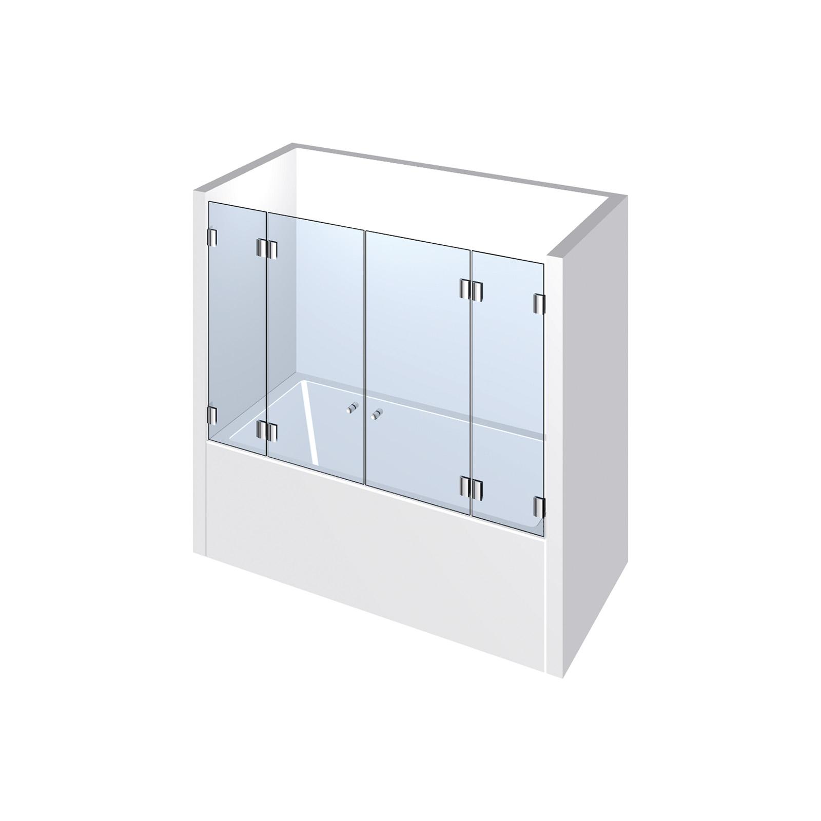 echtglasdusche typ 616 weitere aus glas duschkabinen duschw nde. Black Bedroom Furniture Sets. Home Design Ideas