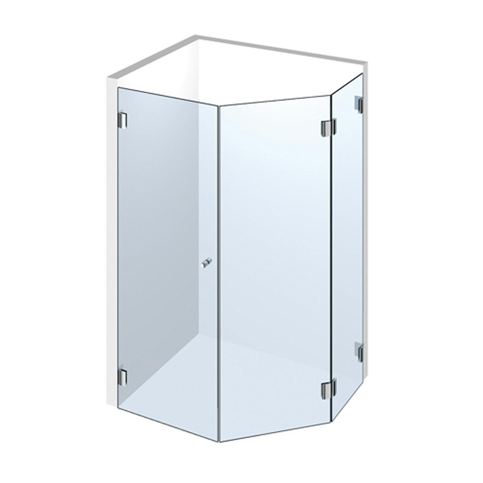 echtglasdusche typ 310 weitere aus glas duschkabinen duschw nde. Black Bedroom Furniture Sets. Home Design Ideas