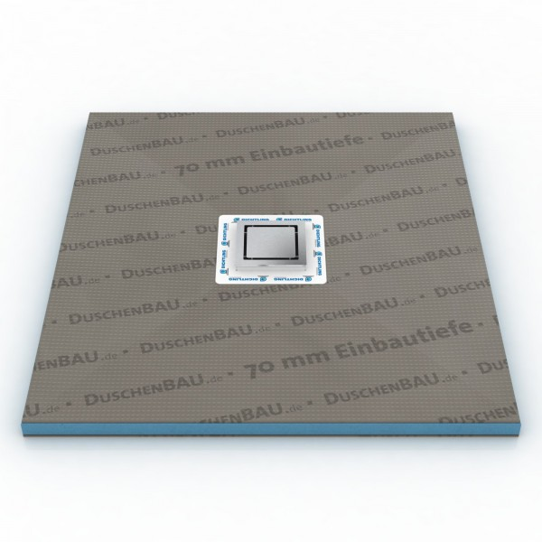Duschelement 90x130 cm Plan-Tap
